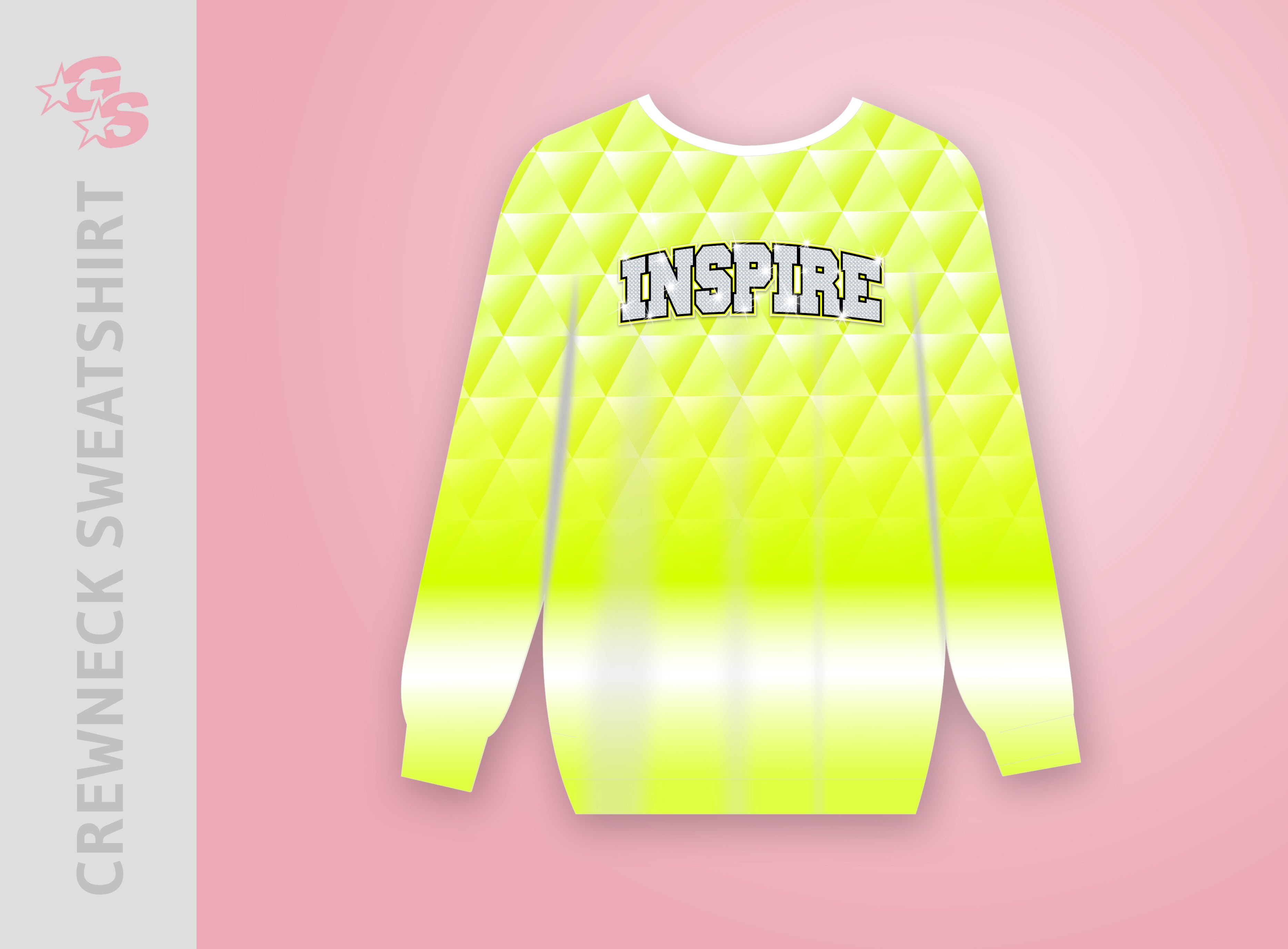 Inspire Athletics Crewneck Sweatshirt