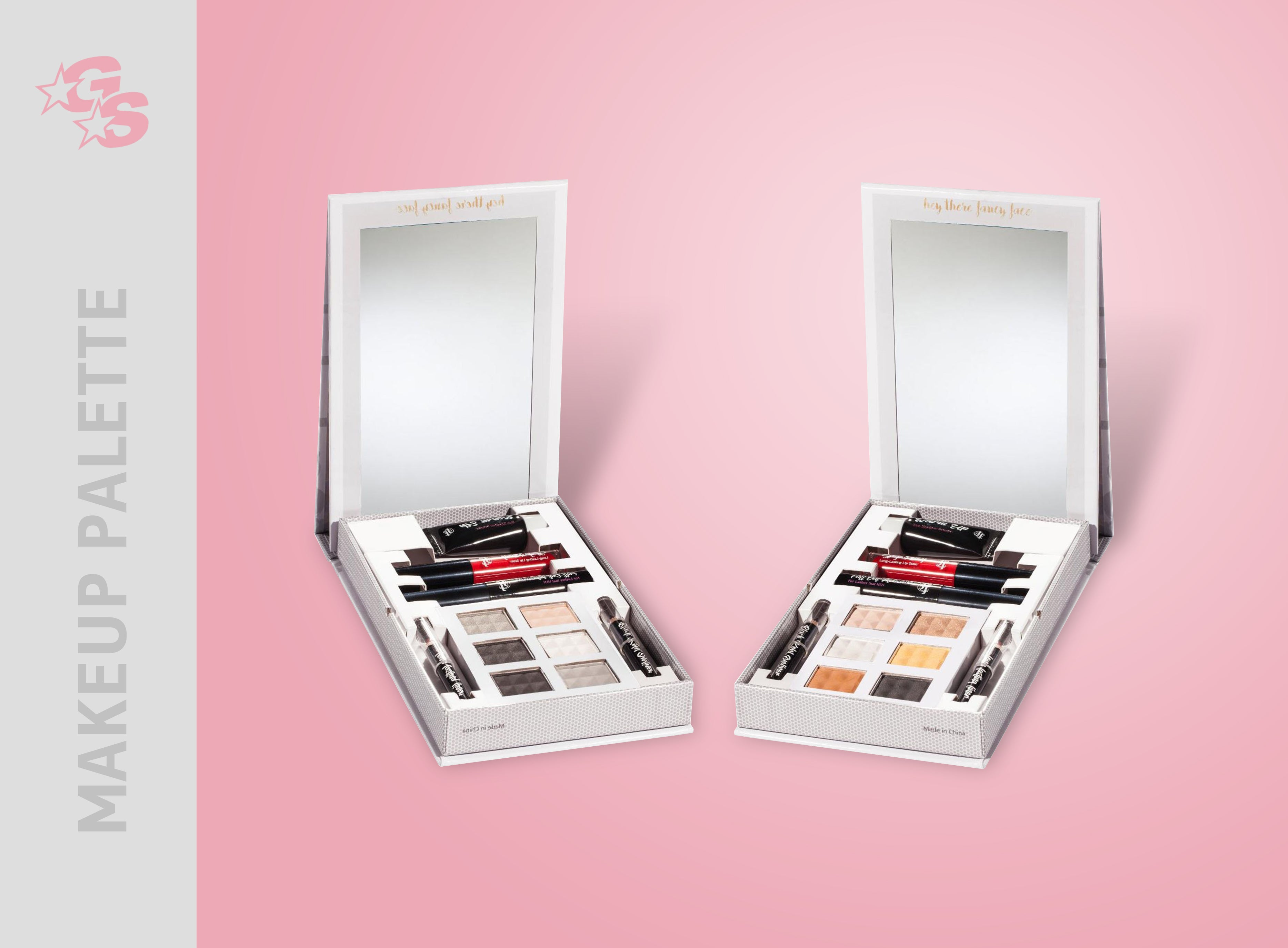 Makeup Palette by Fancy Face