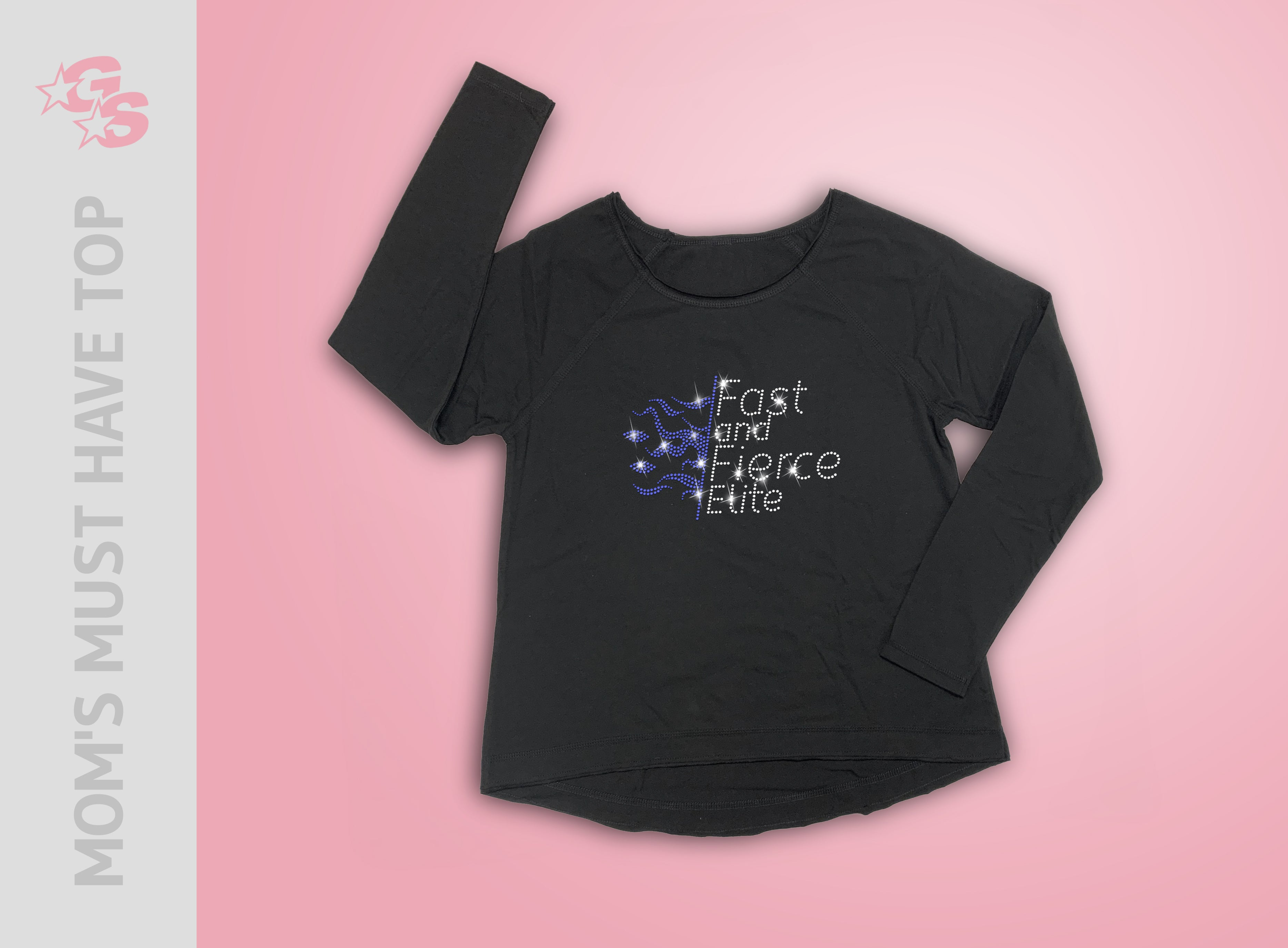 Fast & Fierce Elite Mom's Must Have Top