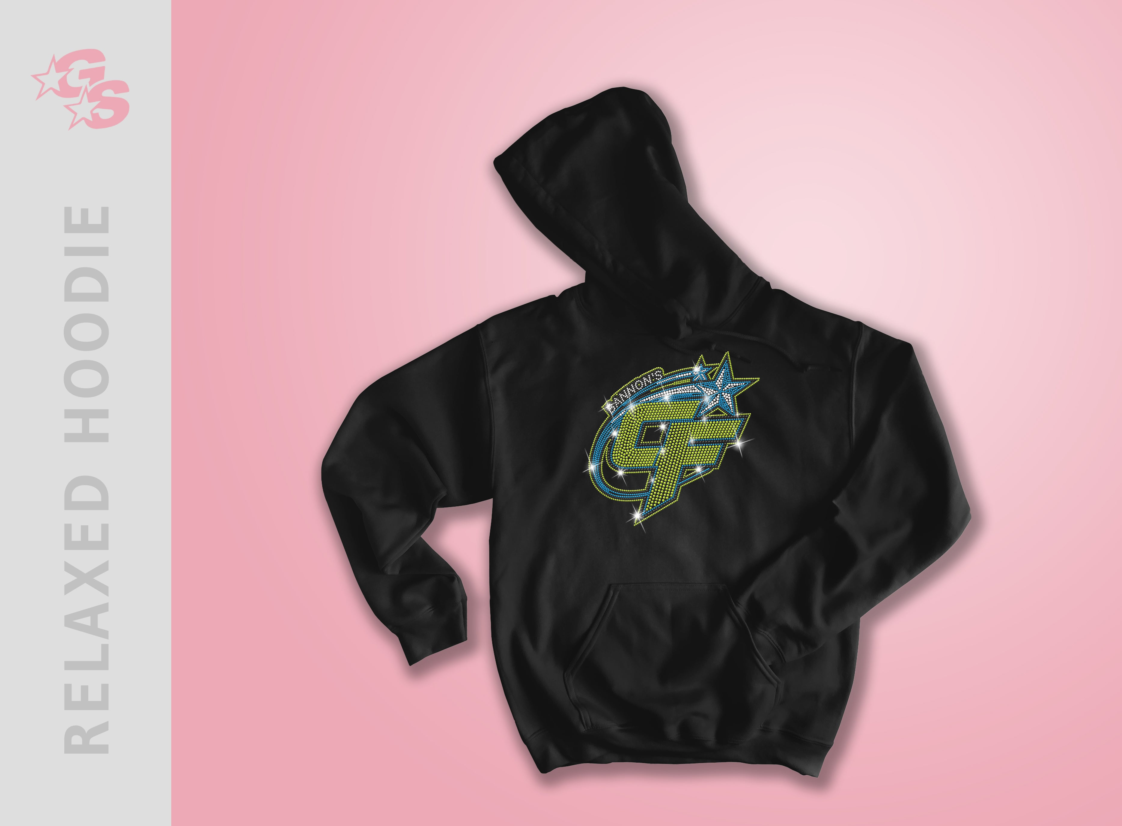 Bannon's Cheer Force Relaxed Hoodie