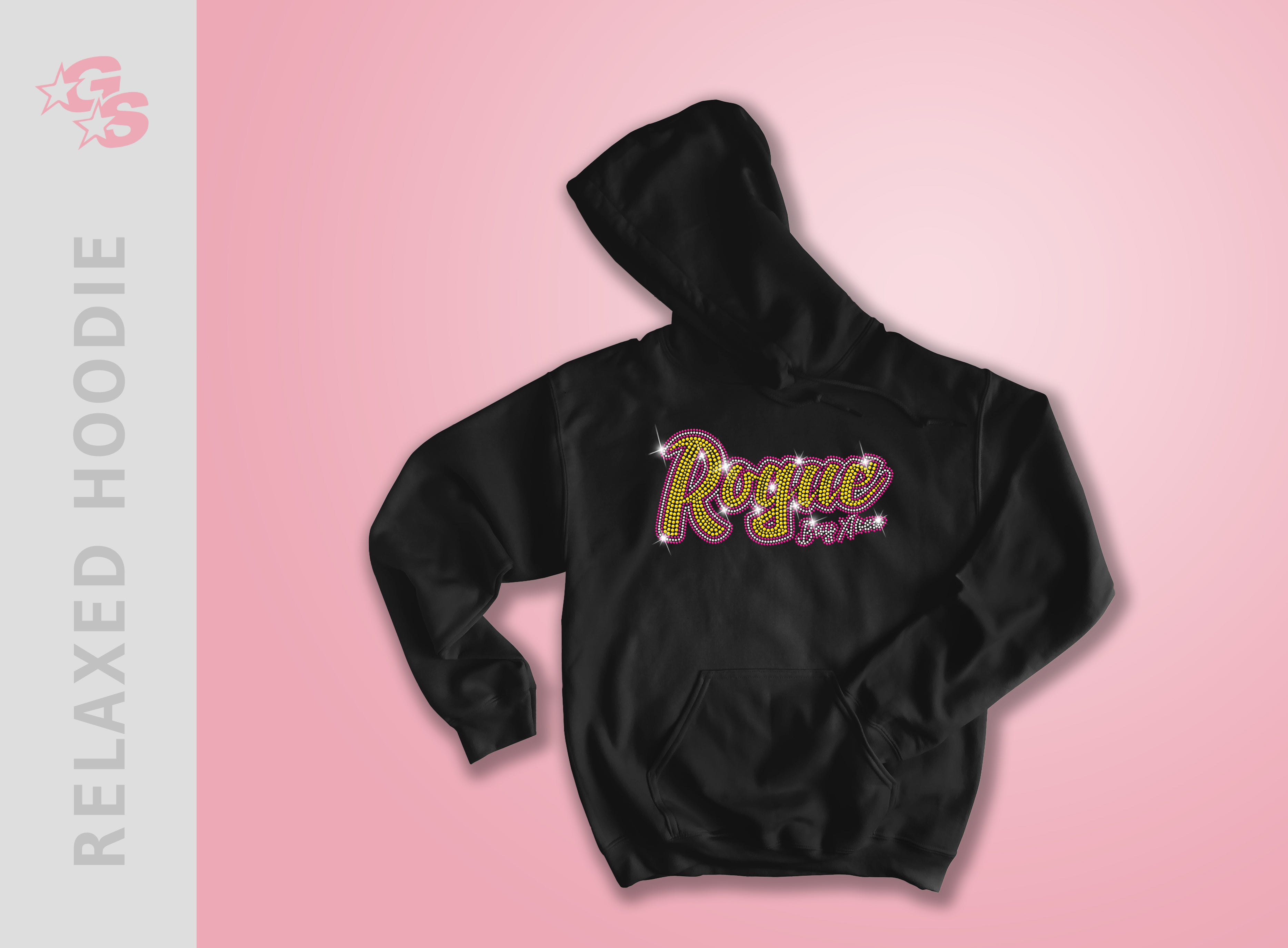 Rogue Athletics Bay Area Relaxed Hoodie