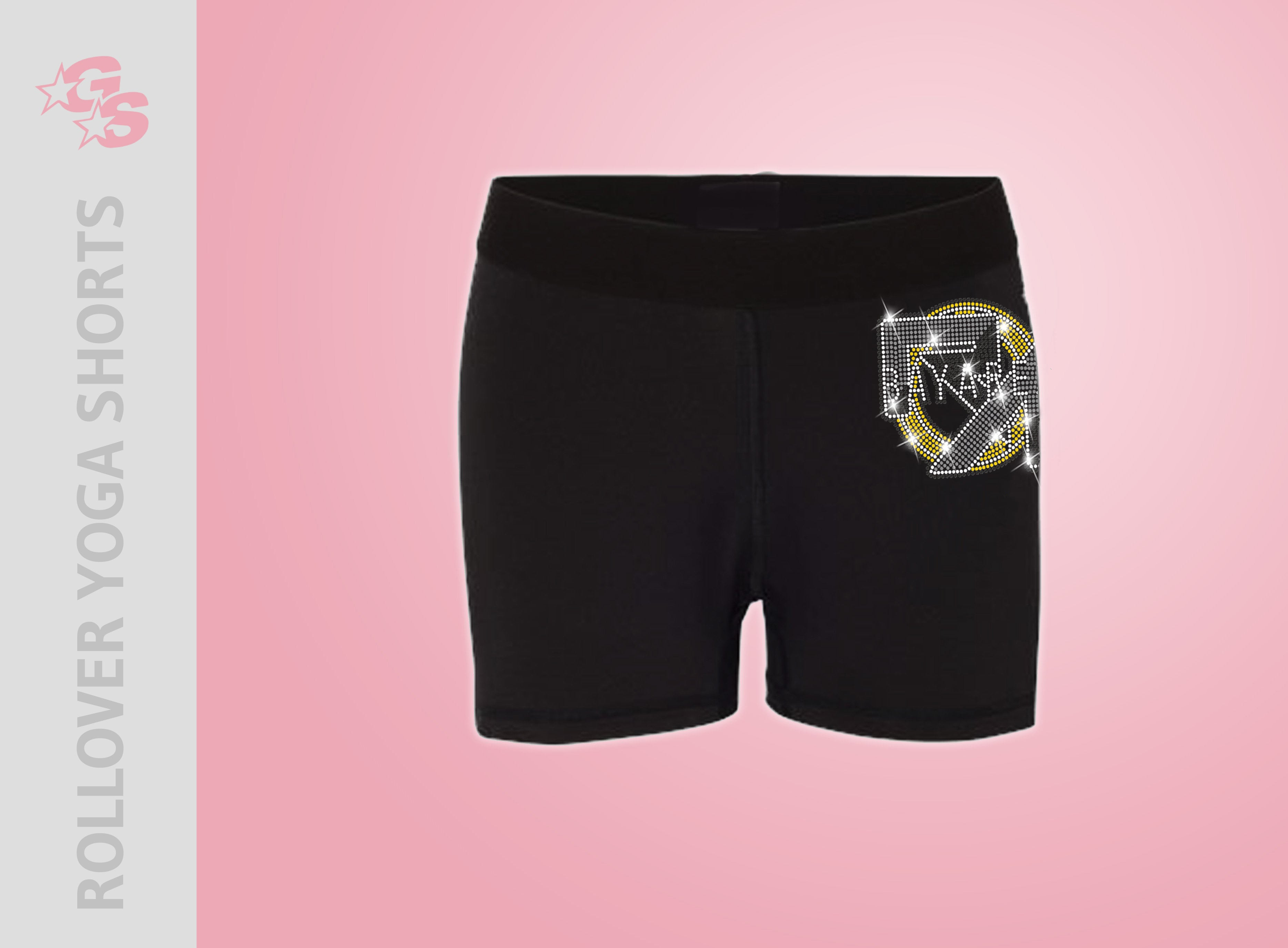 Rogue Athletics Bay Area Rollover Yoga Shorts