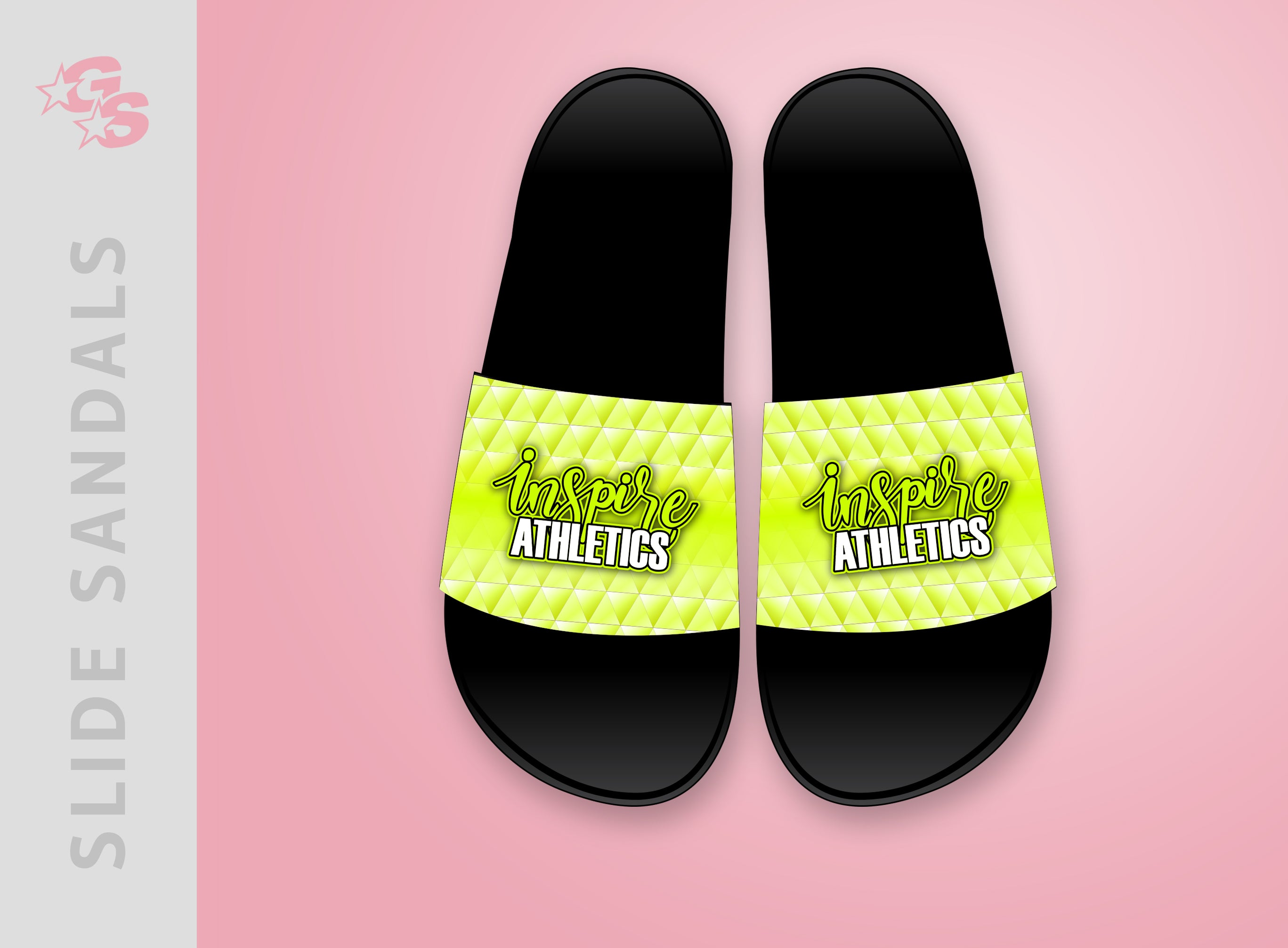 Inspire Athletics Slide Sandals