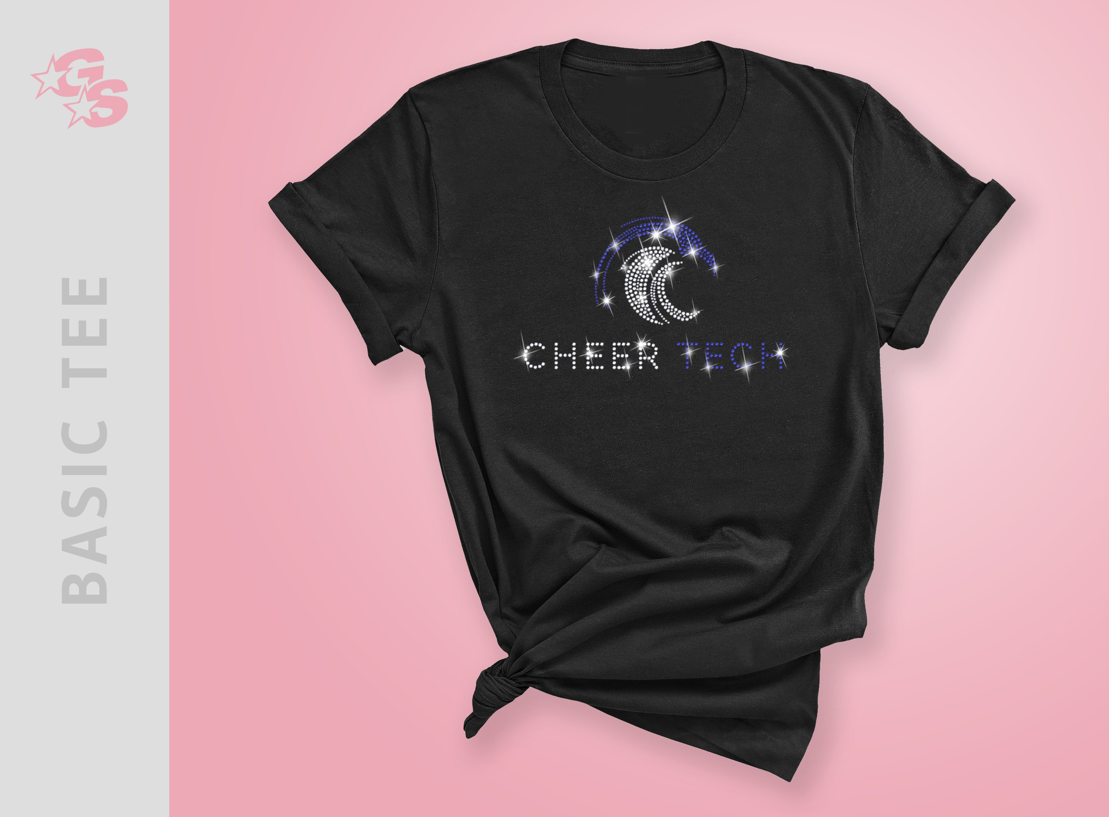 Cheer Tech Basic Tee - Unisex