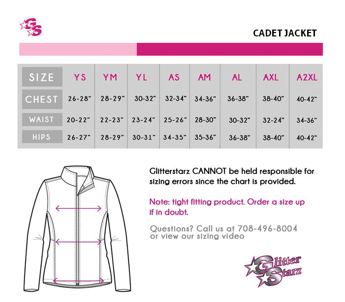 Saratoga School of Dance Cadet Jacket