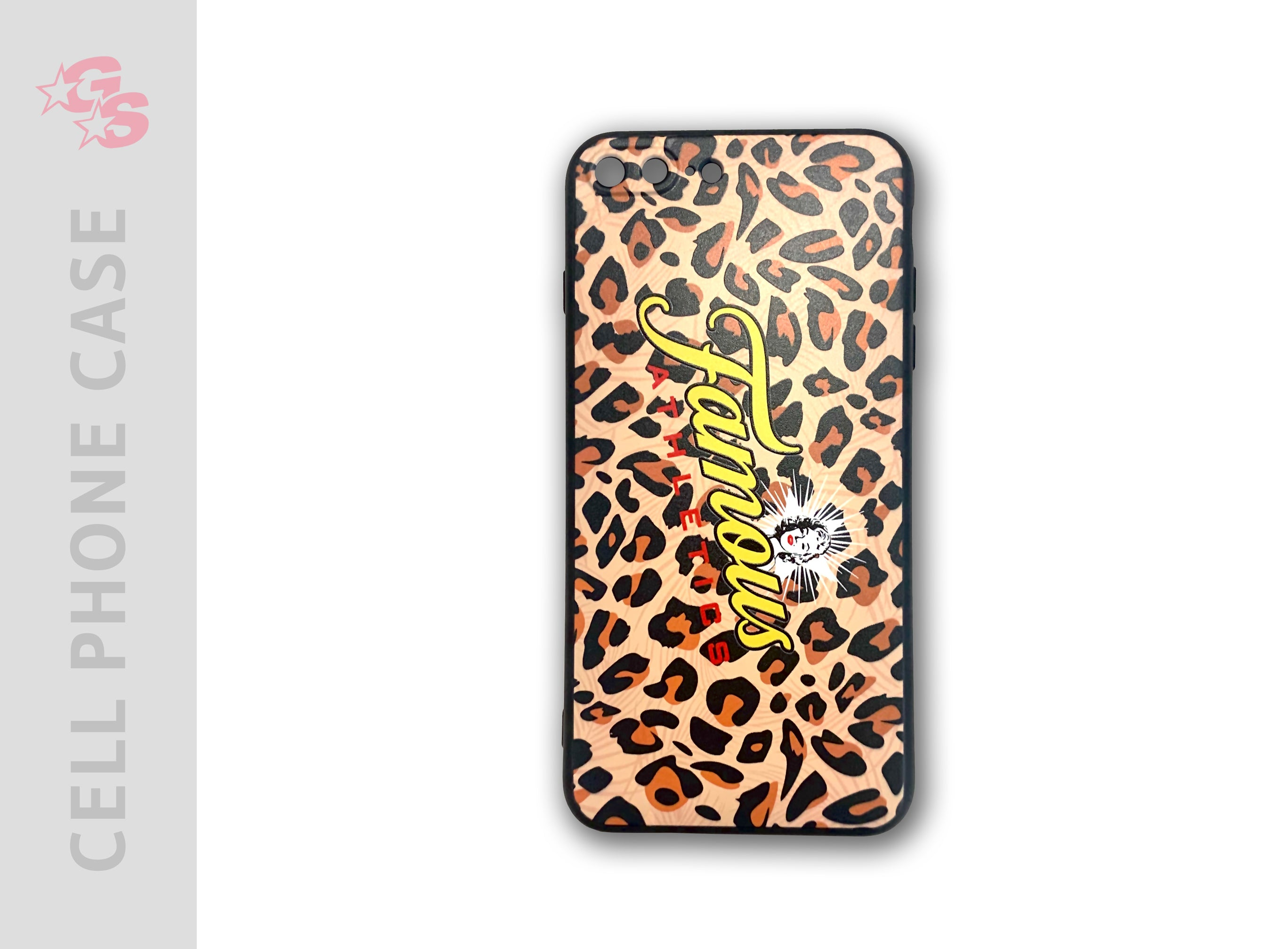Famous Athletics Cell Phone Case