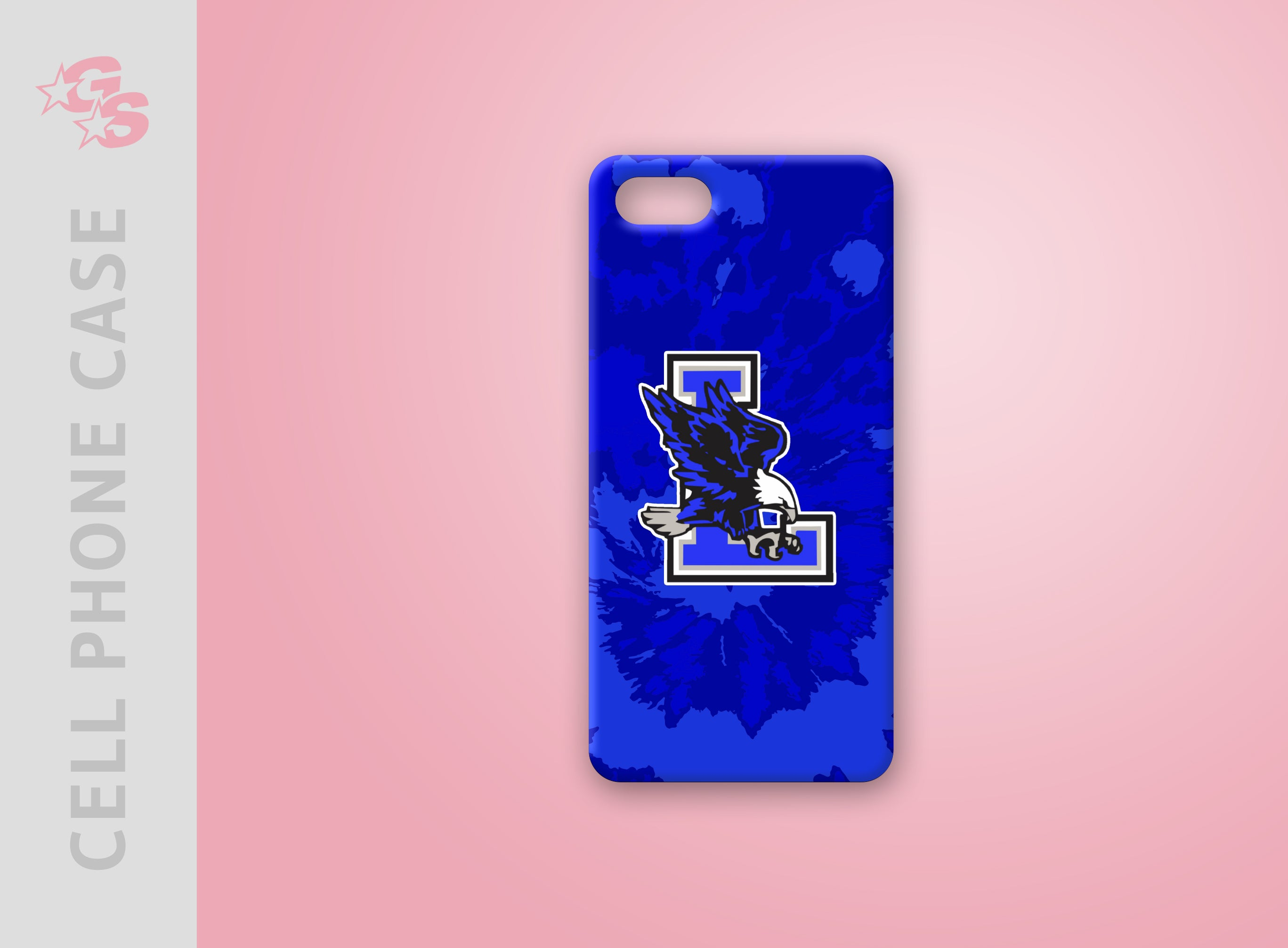 Leonardtown High School Cell Phone Case
