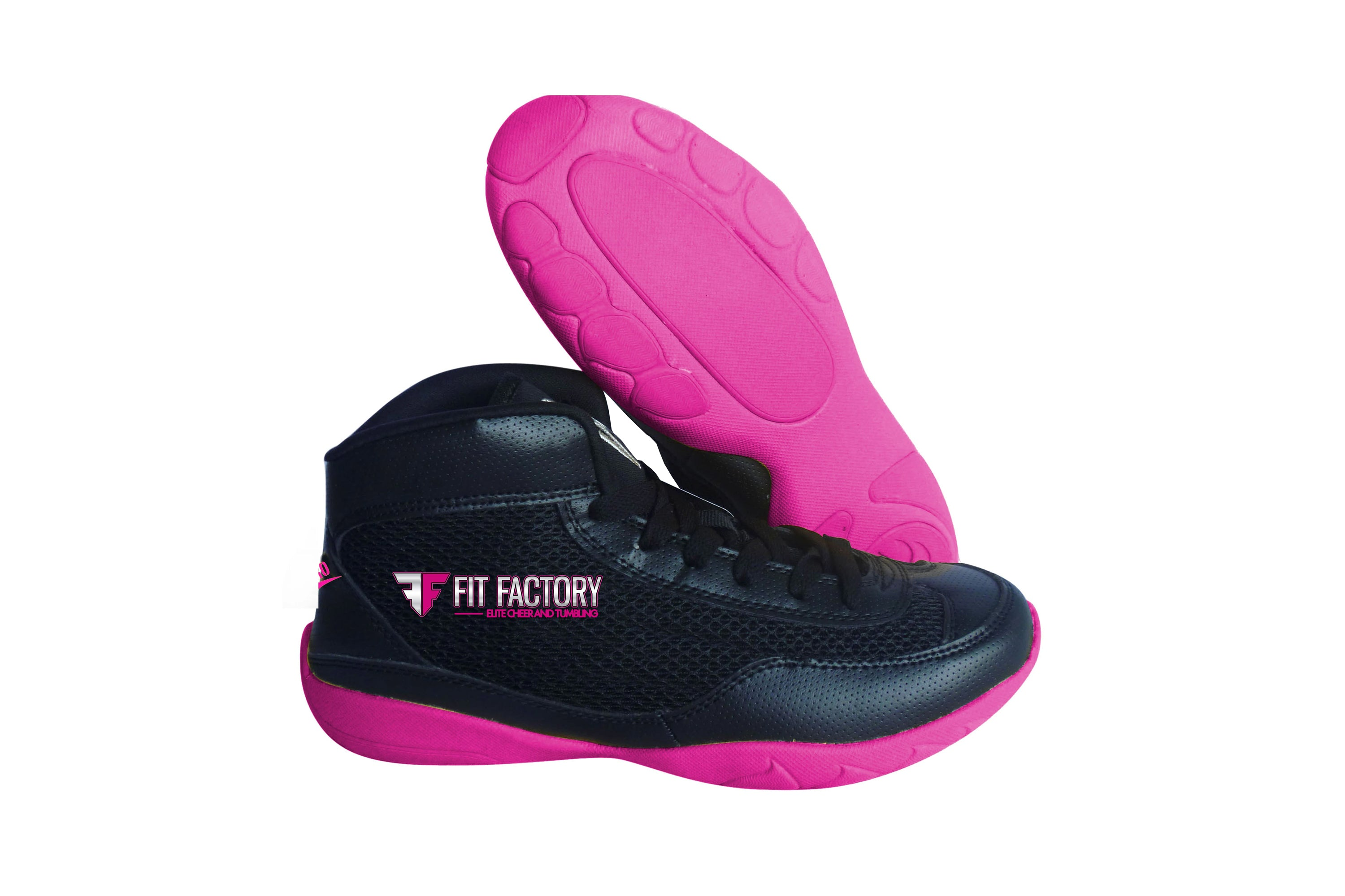 High Top V-Ro Pink Shoes