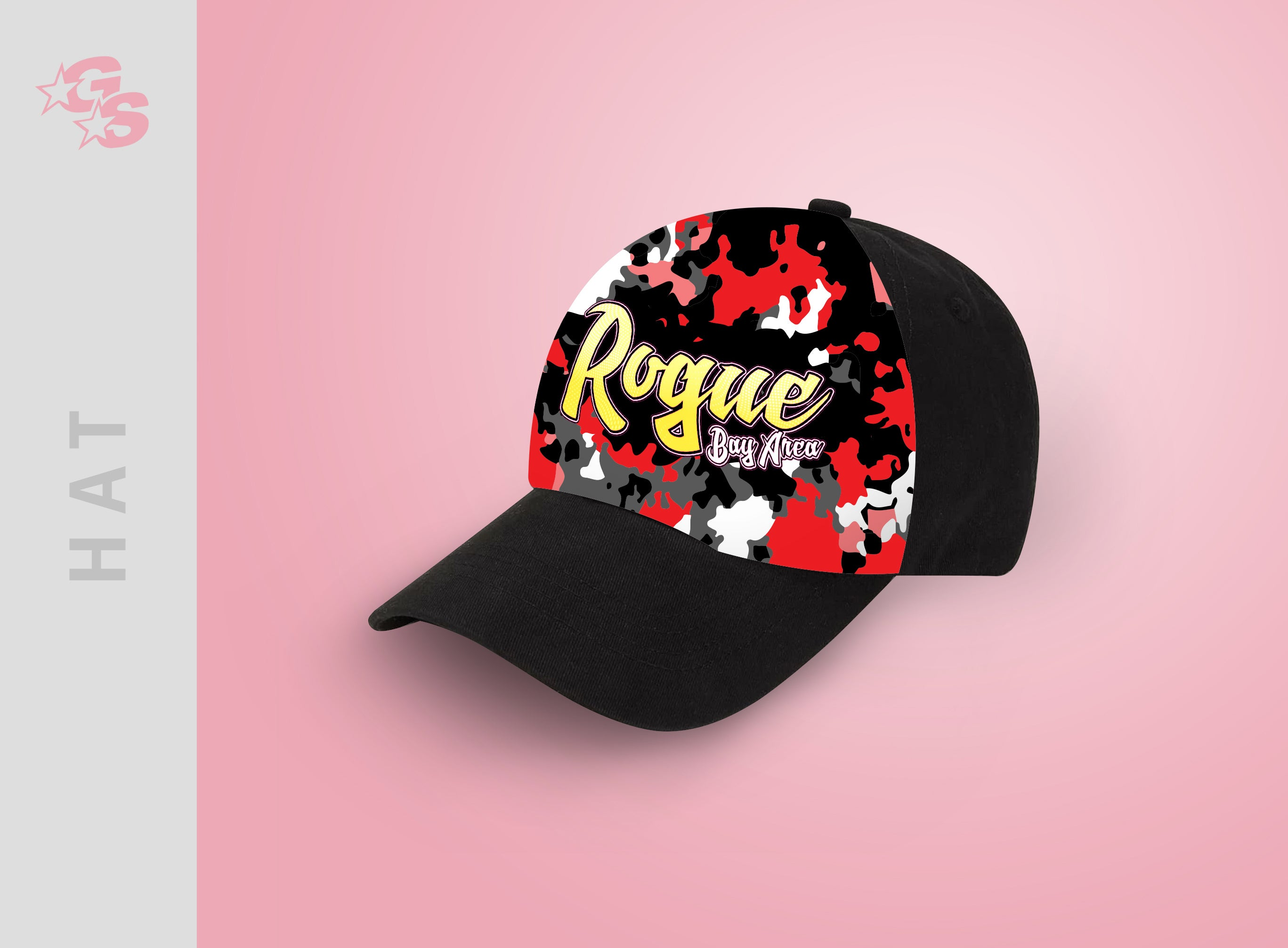Rogue Athletics Bay Area Hat