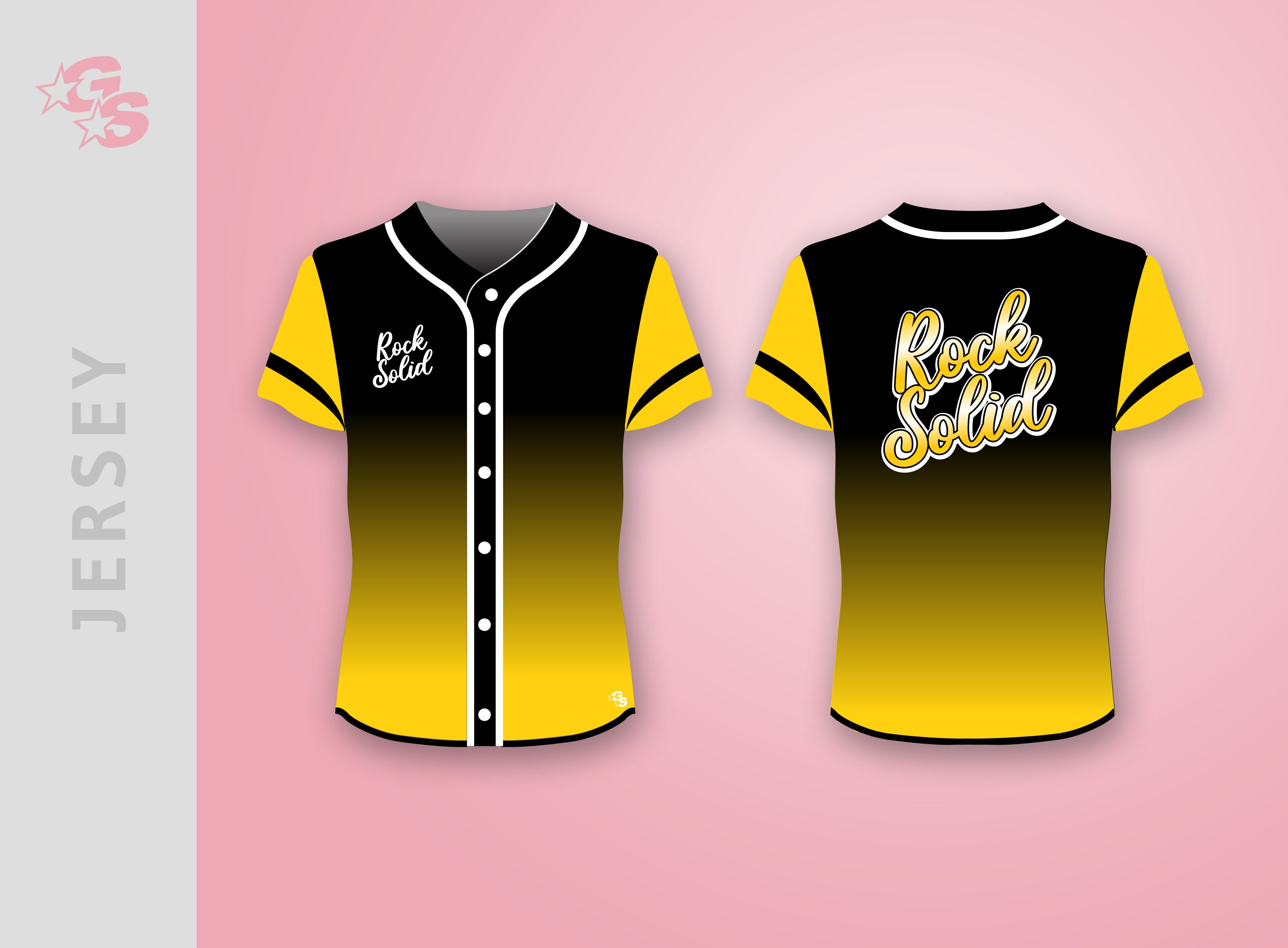 Rock Solid Academy Jersey