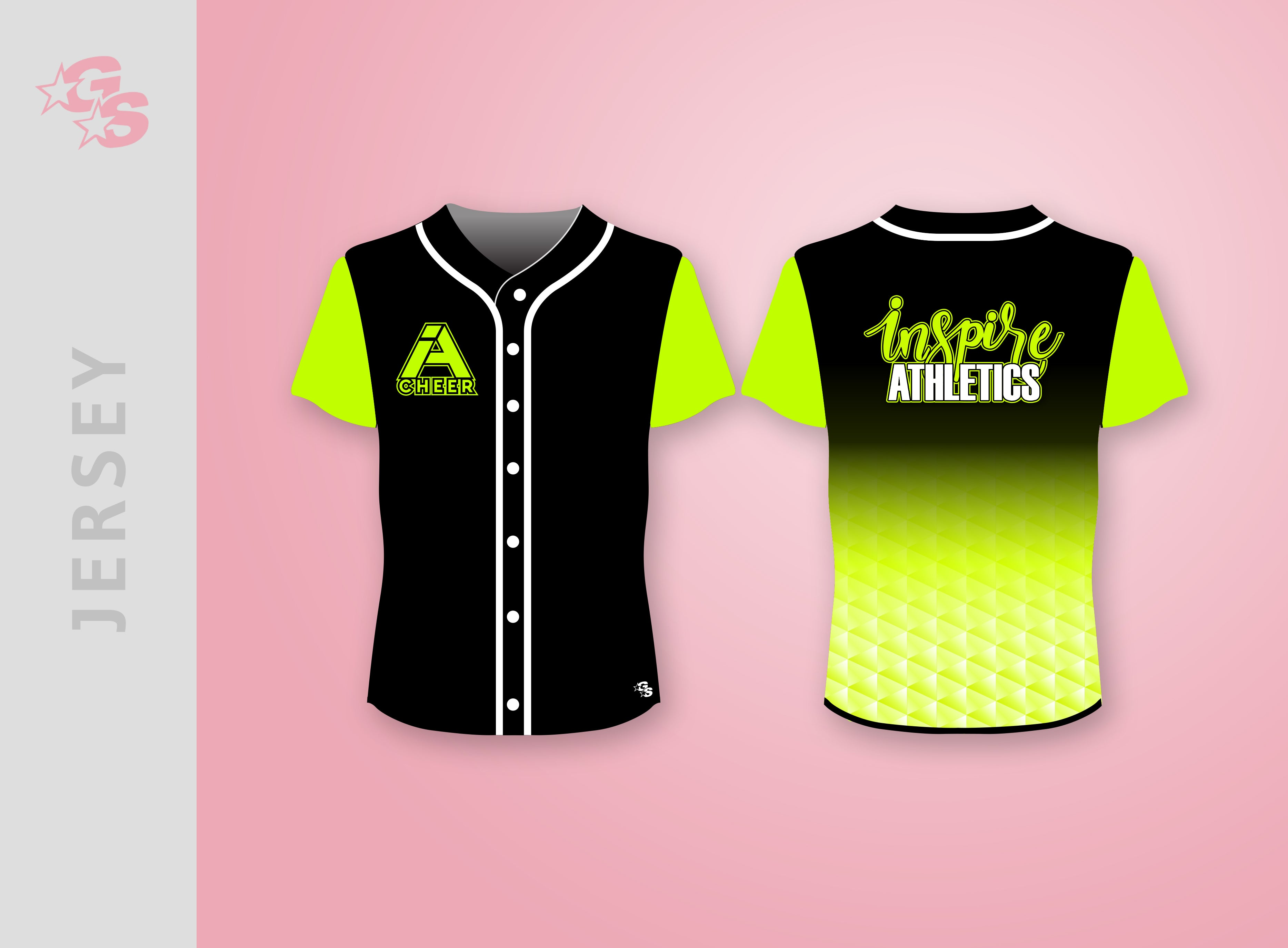 Inspire Athletics Jersey