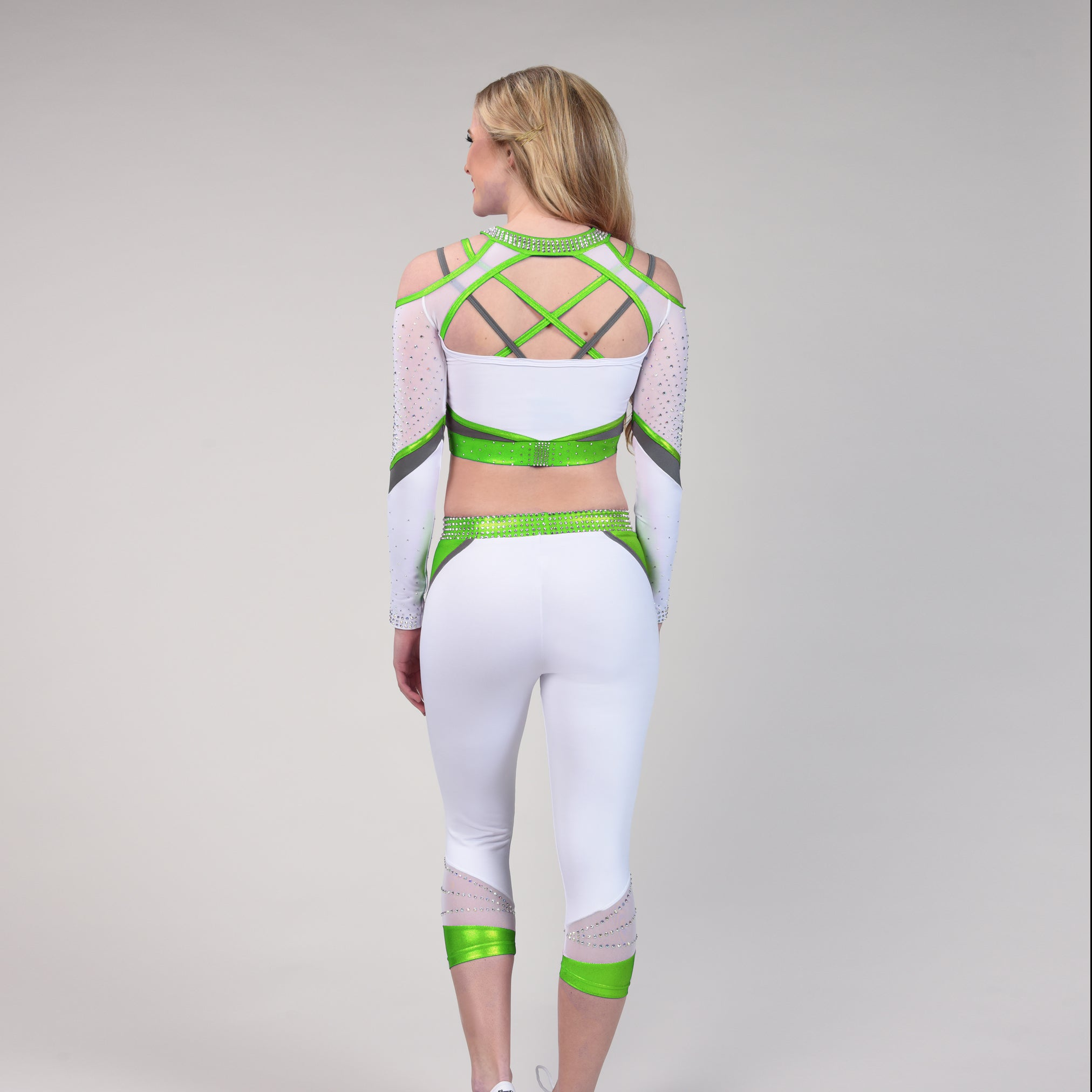 Luminous Capri - Lime green