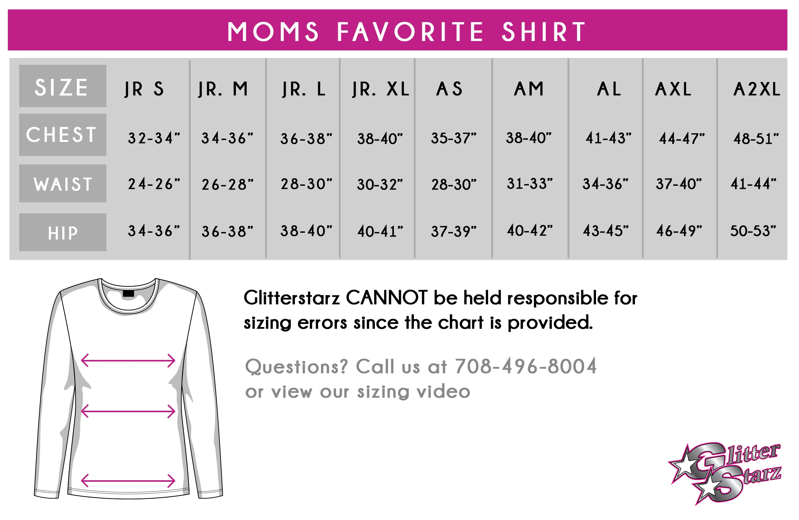 Saratoga School of Dance Mom's Must Have Top