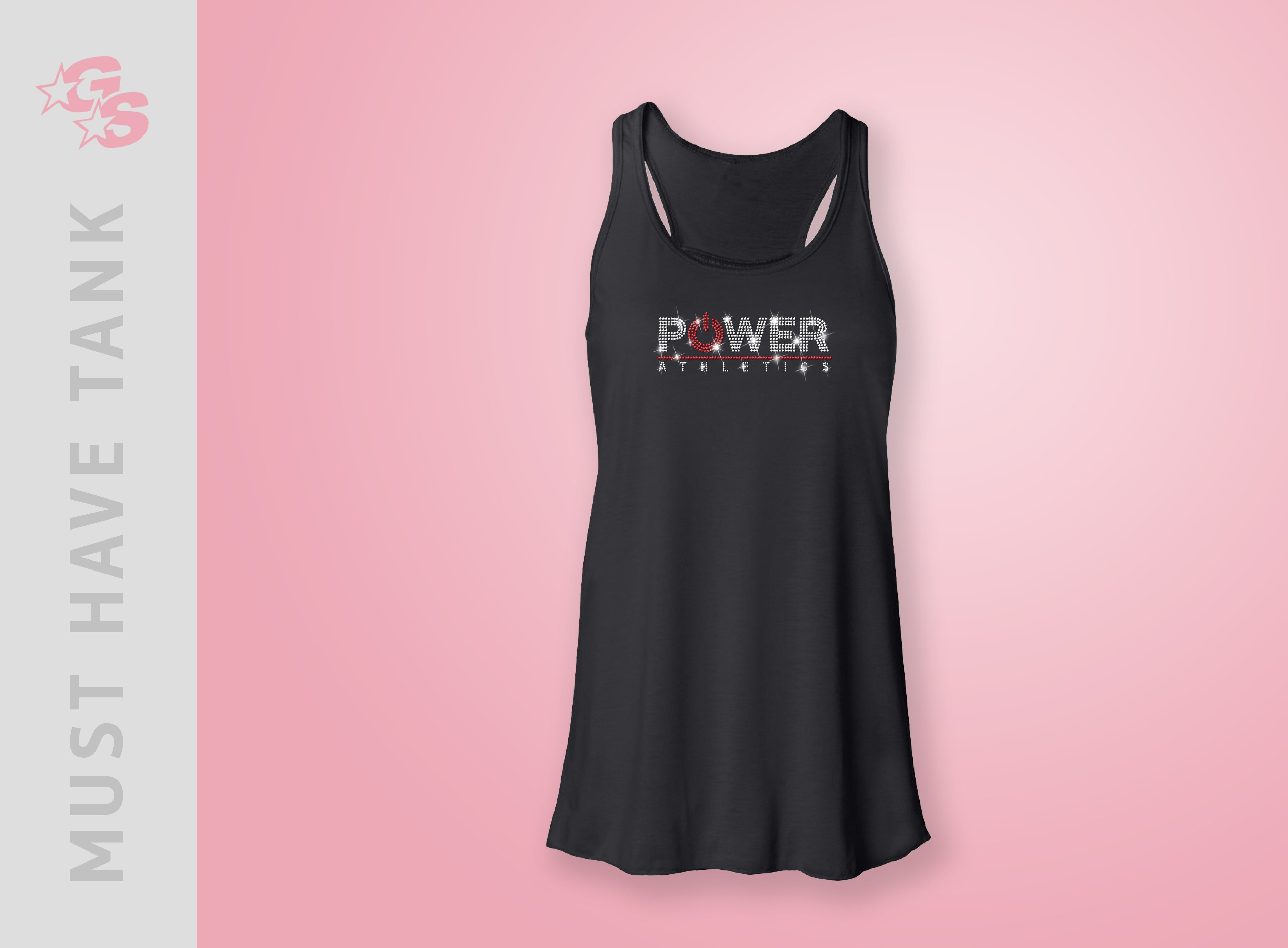 Power Athletics Must Have Tank