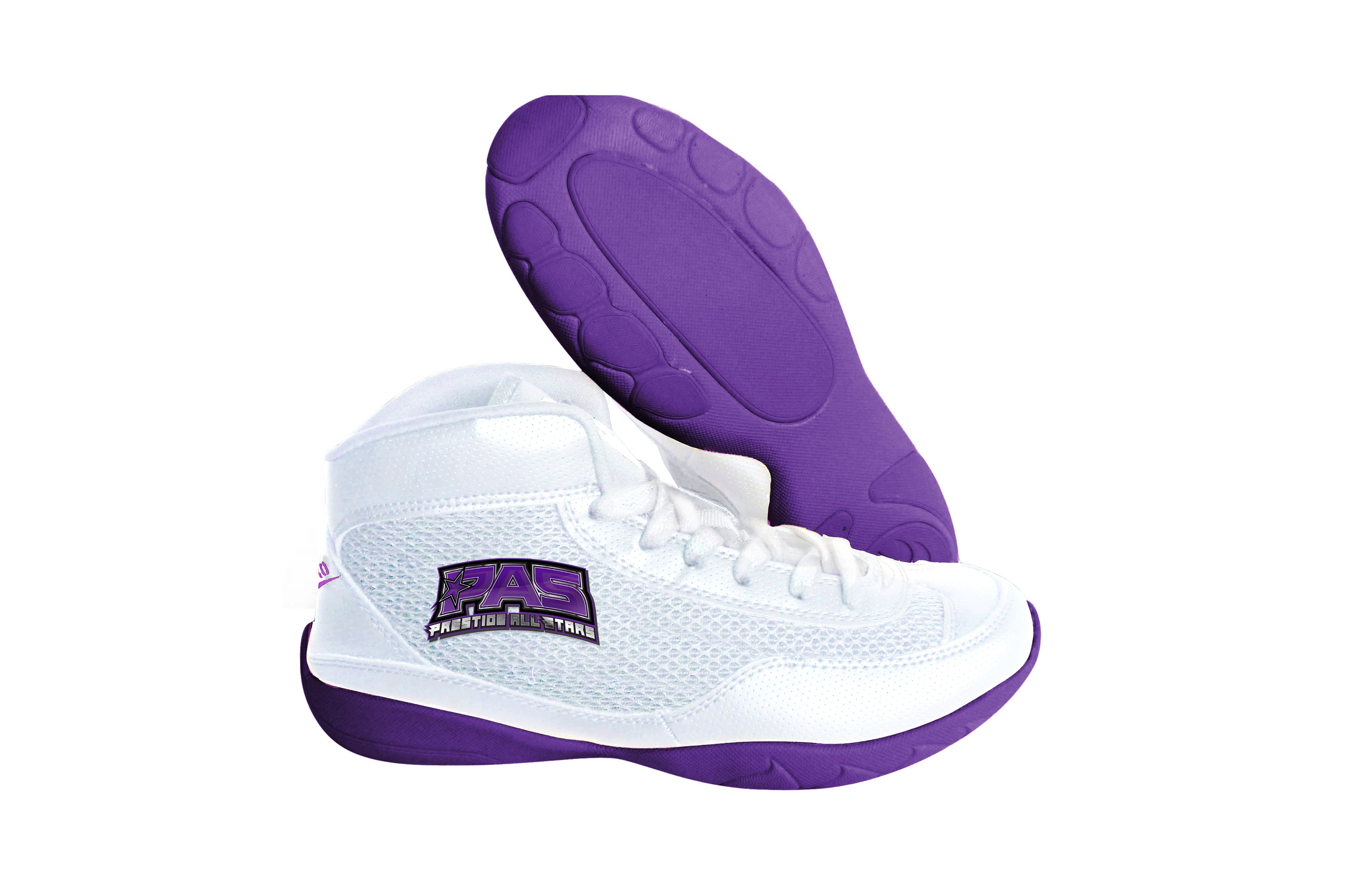 High Top V-Ro Purple Shoes
