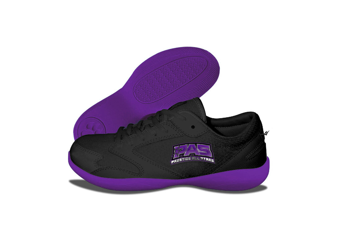 Custom Low Top V-Ro Purple Shoes