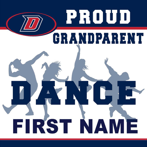Dublin High School Dance (Grandparent) 24x24 Yard Sign (includes installation in your yard)