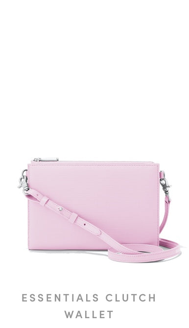 Essentials Clutch Wallet