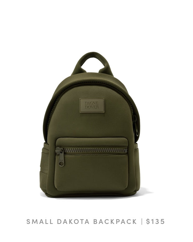 Small Dakota Backpack Moss