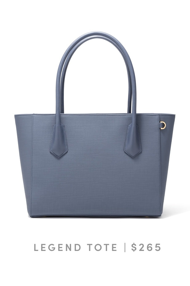 Legend Tote Ash Blue