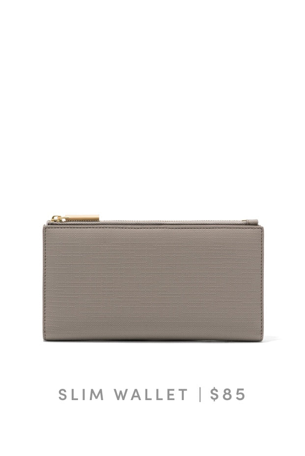 Slim Wallet Bleeker Blush