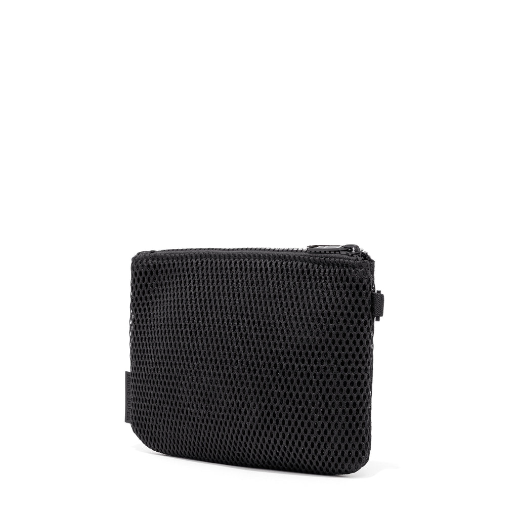 The Parker Airmesh Pouch - Onyx - Small