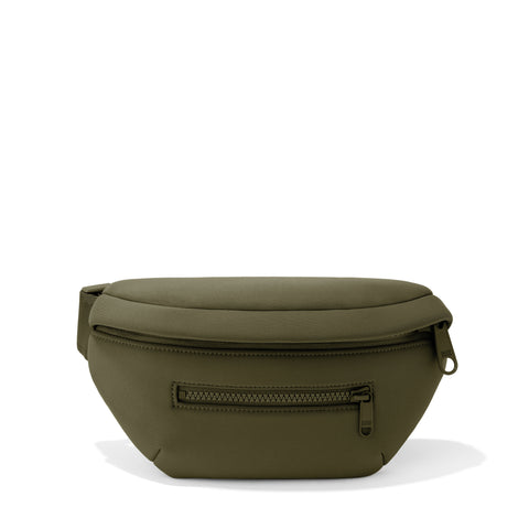 Ace Fanny Pack in Dark Moss
