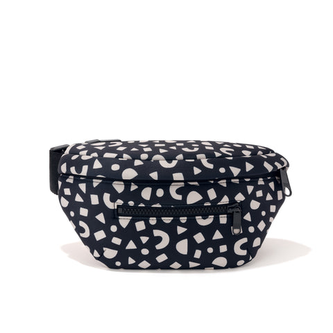 Ace Fanny Pack in Block Party Print