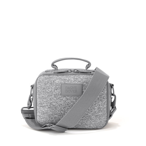 Axel Lunch Box in Heather Grey, Small