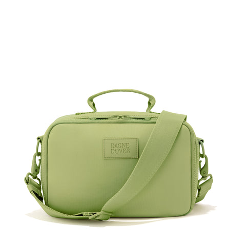 Axel Lunch Box in Lime, Large