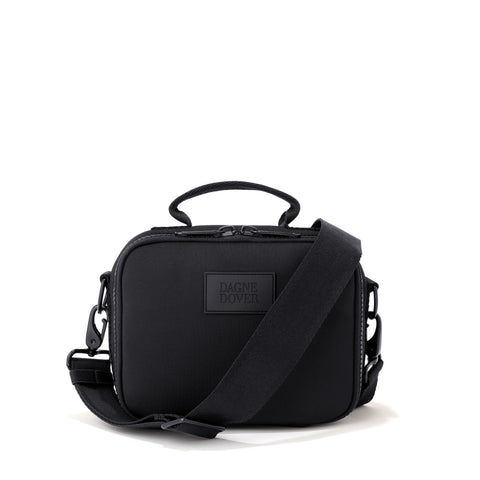 Axel Lunch Box in Onyx, Small