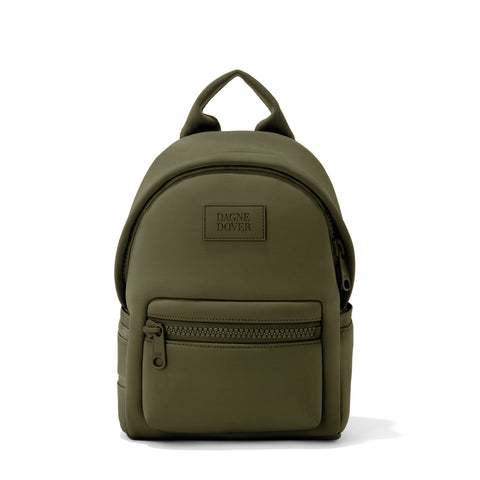 Dakota Backpack in Dark Moss, Small