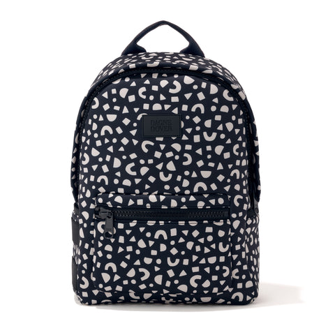 Dakota Backpack in Block Party Print, Medium