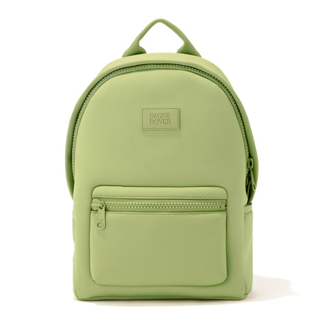 Dakota Backpack in Lime, Medium