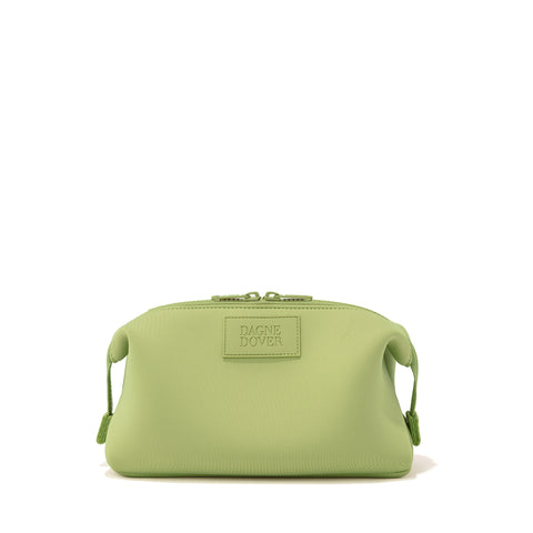 Hunter Toiletry Bag in Lime, Large