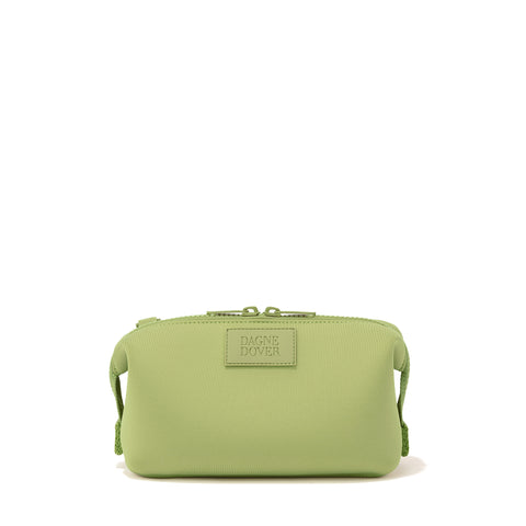 Hunter Toiletry Bag in Lime, Small