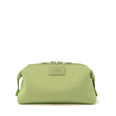 Hunter Toiletry Bag in Lime, Extra Large