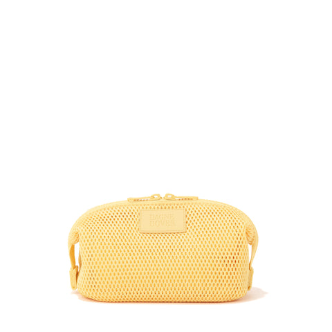 Hunter Toiletry Bag in Pollen Air Mesh, Small
