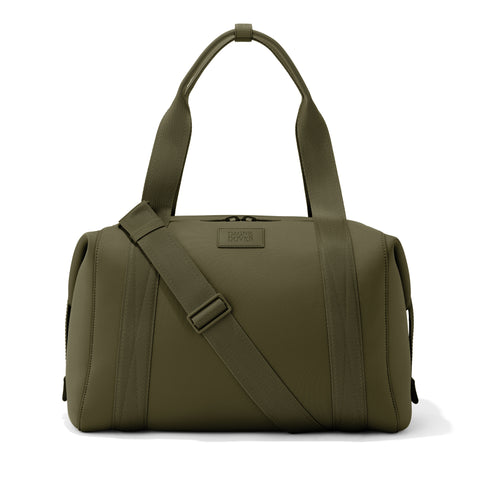 Landon Carryall in Dark Moss, Large