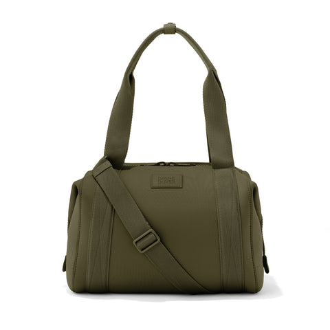 Landon Carryall in Dark Moss, Medium