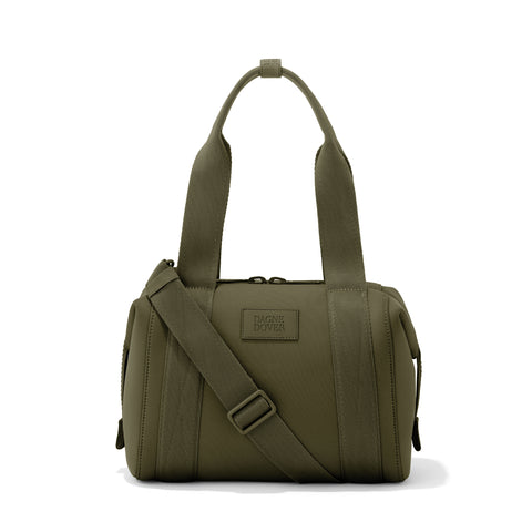 Landon Carryall in Dark Moss, Small