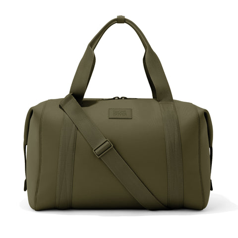 Landon Carryall in Dark Moss, Extra Large