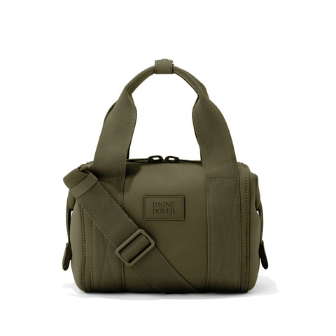 Landon Carryall in Dark Moss, Extra Small