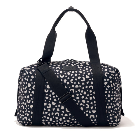 Landon Carryall in Block Party Print, Large