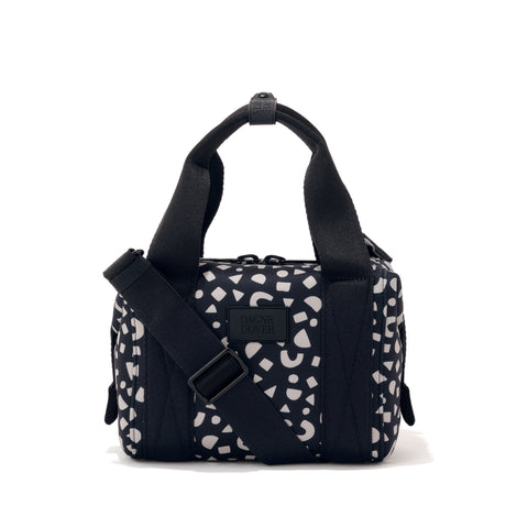Landon Carryall in Block Party Print, Extra Small