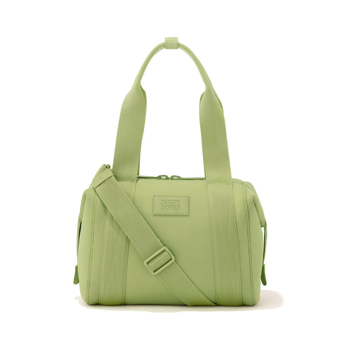 Landon Carryall in Lime, Small