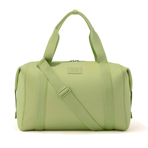 Landon Carryall in Lime, Extra Large