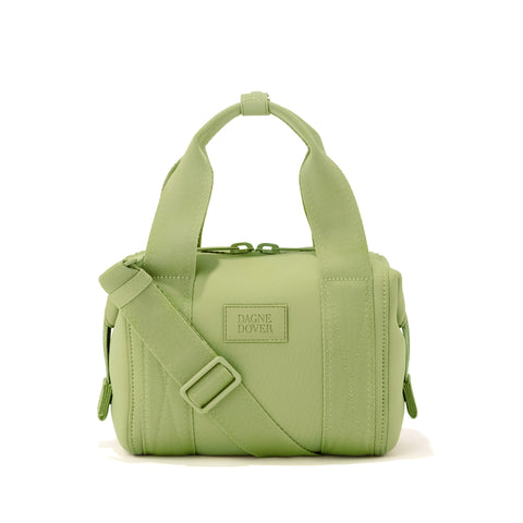 Landon Carryall in Lime, Extra Small