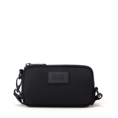 Mara Phone Sling in Onyx