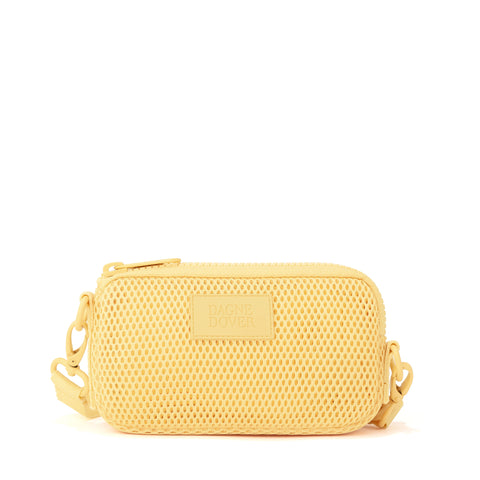 Mara Phone Sling in Pollen Air Mesh